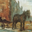 coal-cart-and-horse-in-rain-1962_40x42